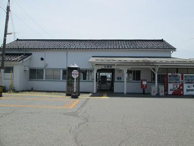 富山 駅 から 水橋 駅