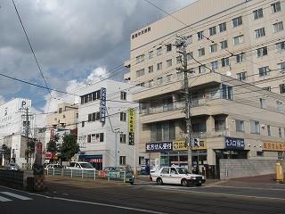 中央 病院 函館