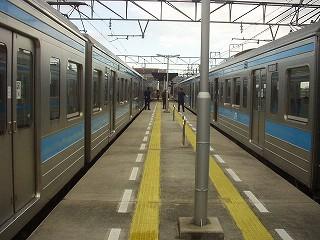 端岡駅-区間全駅 予讃線 高松-...