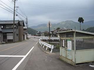 諏訪間駅跡-ここはかつて駅でし...